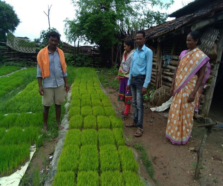 Integrated Village Development Program –परिवर्तन सामुदायिक विकास प्रकल्प